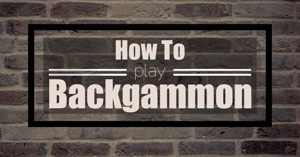 Backgammon rules