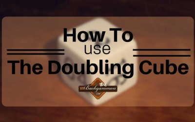 How To Use The Doubling Cube